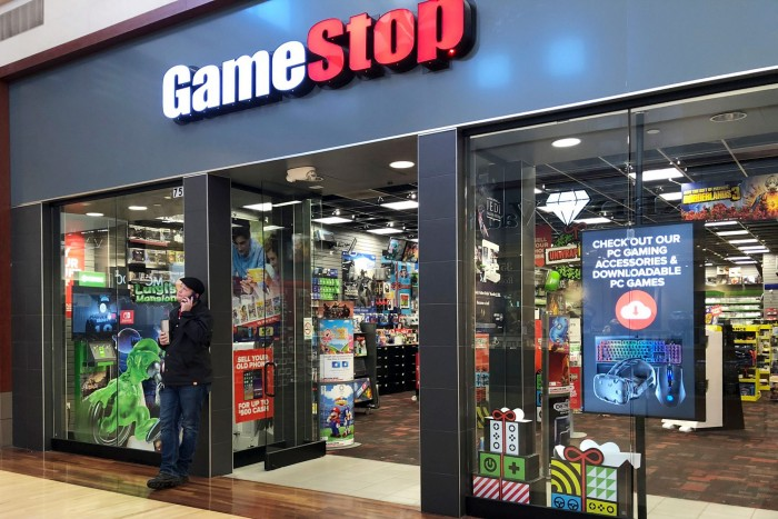 妖股GameStop:美国散户大战空头事件